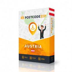 Postcode Austria