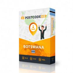 Postcode Botswana