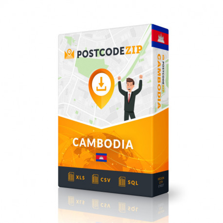 Postcode Cambodia