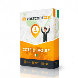 Postcode Ivory Coast