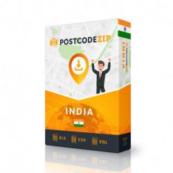 Postcode India