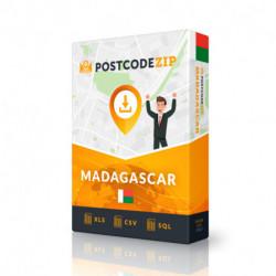 Postcode Madagascar
