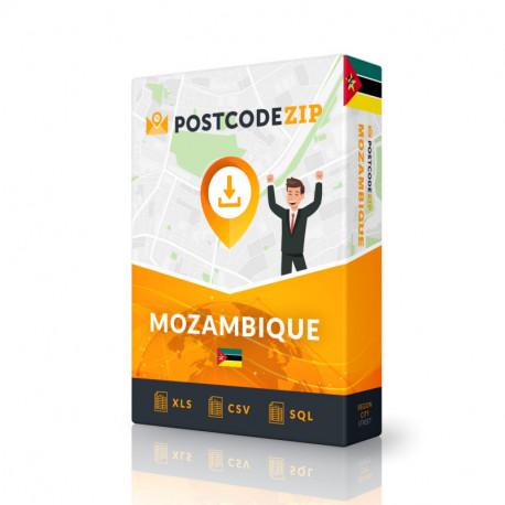 Postcode Mozambique