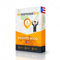 Puerto Rico, Beste Datei von Straßen, Kompletter Satz